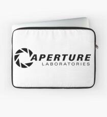Portal Aperture Science Logo Laptop Sleeve