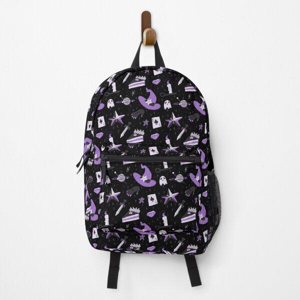 Asexual Pride Pattern Backpack