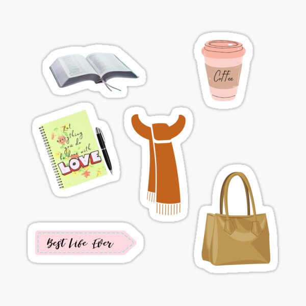 JW Sticker Pack for Pioneer Sisters Sticker