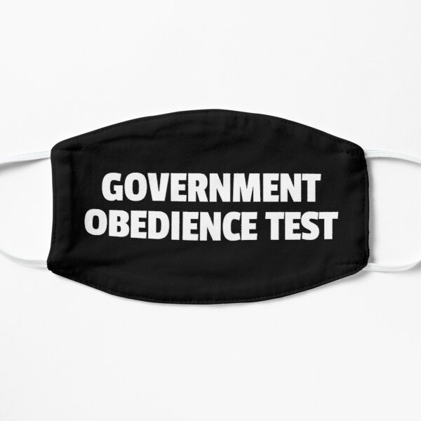 government obedience test  Mask