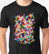 Space Shapes Unisex T-Shirt