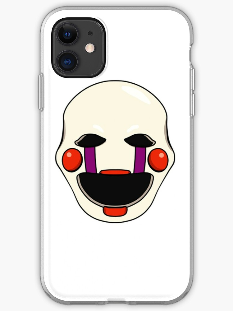 PUPPET IN MY POCKET iphone case