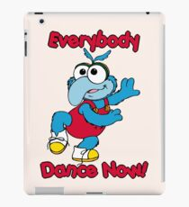 Muppet Babies - Gonzo 01 - Everybody Dance Now iPad Case/Skin