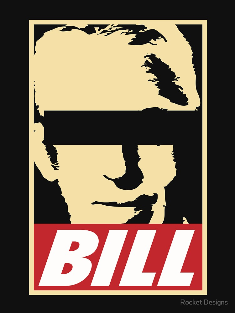 OBEY - Bill W. | Unisex T-Shirt
