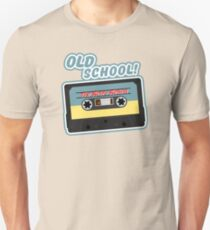 Old School Mix Tape T-Shirt