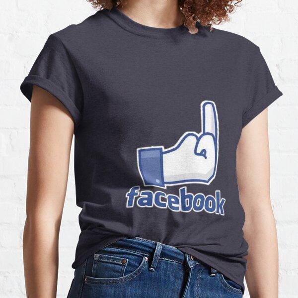 F*&K Facebook Classic T-Shirt