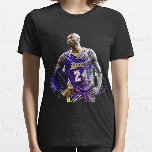 Légende Kobe Bryant NBA RIP Artwork T-shirt essentiel