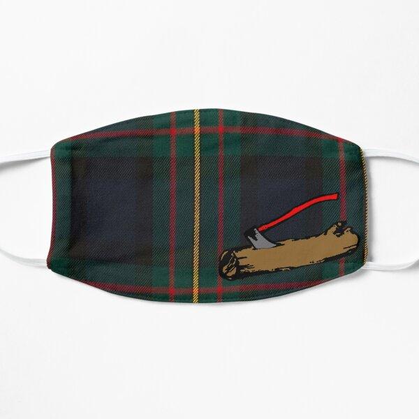 Axe and Log on Maclaren Tatran Flat Mask