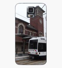 Historic Newark Broad Street Train Station, Newark Light Rail, Newark, New Jersey   Case/Skin for Samsung Galaxy