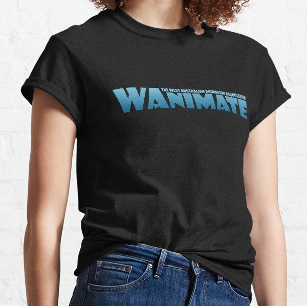 WAnimate LOGO sans Numbat Classic T-Shirt