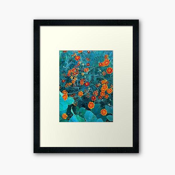 Garden Fresh Framed Art Print