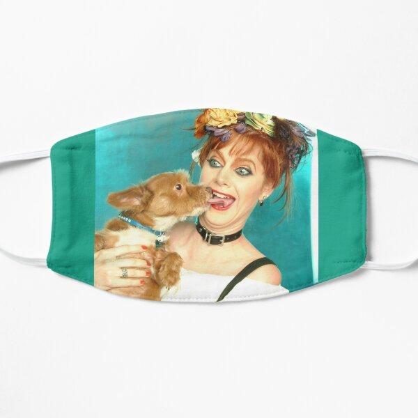 Puppy Love Flat Mask