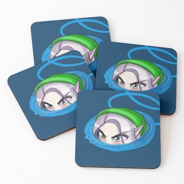 whatifSwim Coasters (Set of 4)