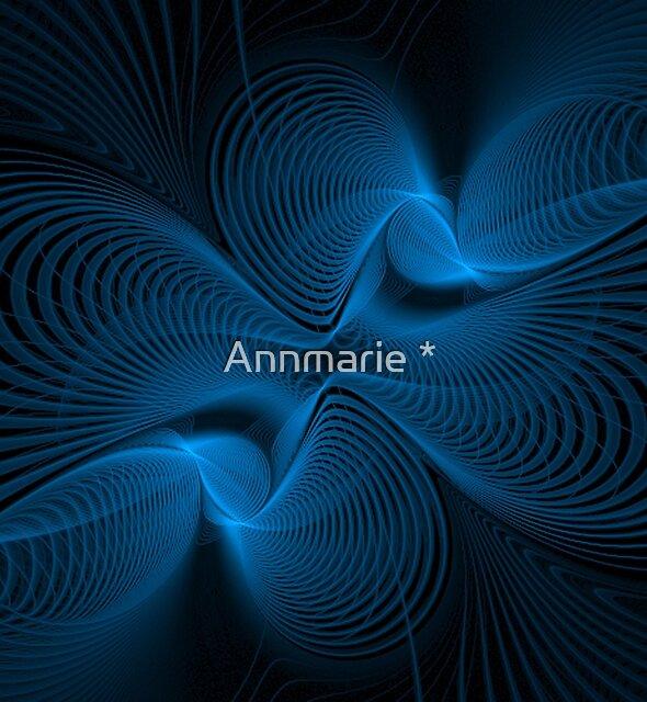 Ocean waves by Annmarie *