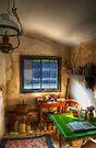 The Gardeners Cottage  by Nigel Bangert