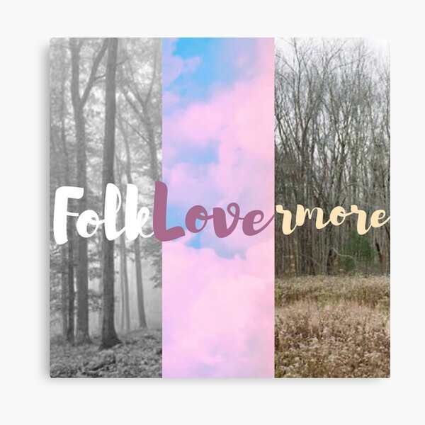 Folklovermore|pattern|Taylor Swift|folklore,lover,evermore  Canvas Print