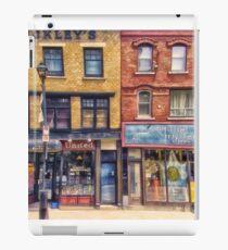 City Street Halifax Nova Scotia iPad Case/Skin