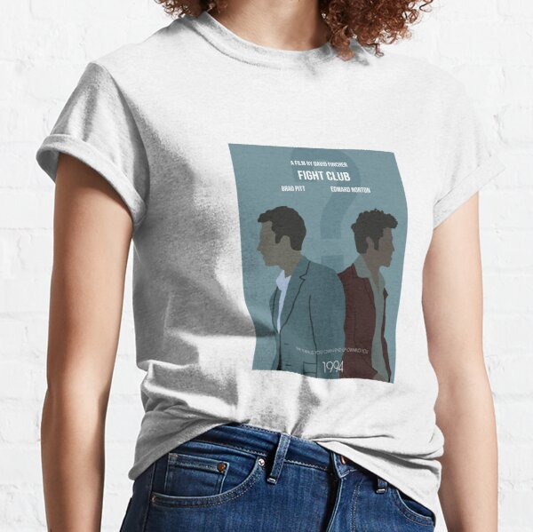 Fight Club Cool T-Shirt Trust Me Everythings Gonna Be Fine Tee Fight Club Movie Quotes TShirt