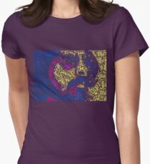 Looking for something to help me burn out bright Womens Fitted T-Shirt