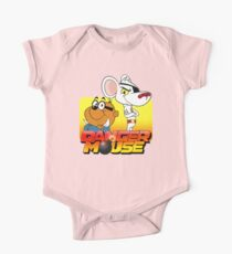 MOUSE IS DANGER One Piece - Short Sleeve