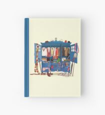 The Who-drobe Hardcover Journal