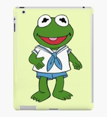 Muppet Babies - Kermit iPad Case/Skin