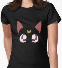 Sailormoon - Luna Women's Fitted T-Shirt