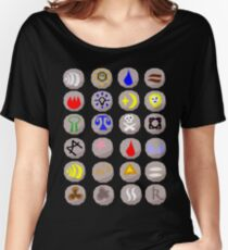 Runes --- Runescape Women's Relaxed Fit T-Shirt