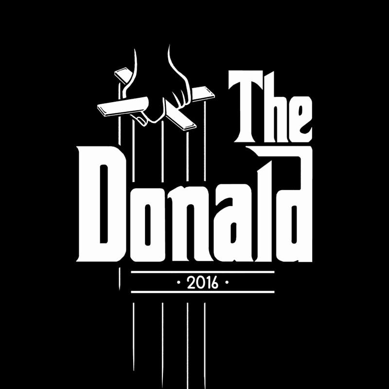The Donald | Trump Shirt | Funny Political Design