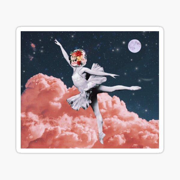 Space Ballerina Sticker