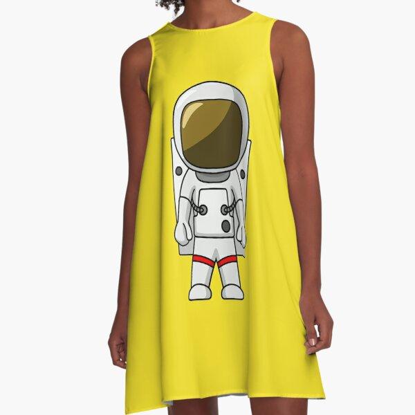 Astro A-Line Dress