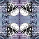 Skullrose by jenithea