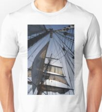 Lines, sheets, spars T-Shirt
