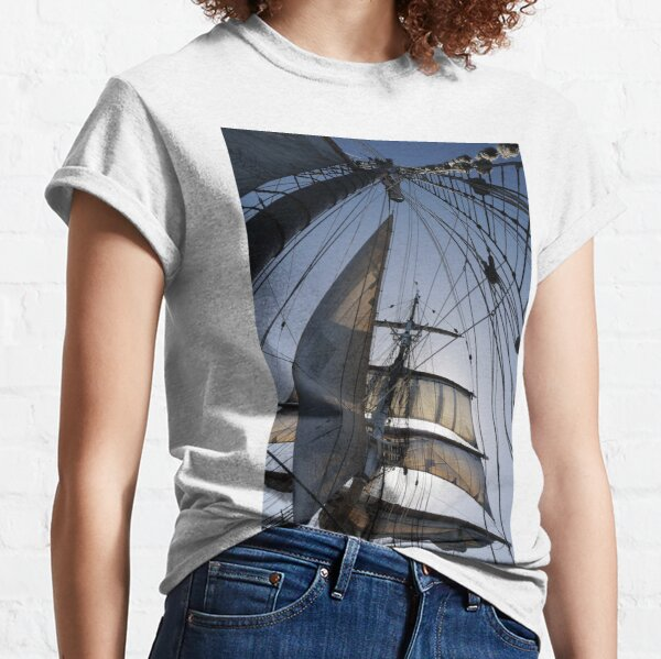 Lines, sheets, spars Classic T-Shirt