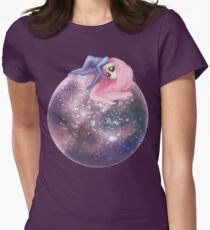 Lost in a Space / Callistori Womens Fitted T-Shirt