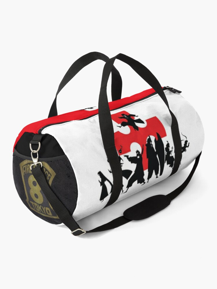 Alternate view of Fire Force Team 8 Duffle Bag