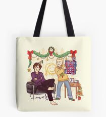 The Mystery of the Advent Chocolates Tote Bag