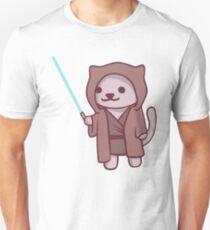 Neko atsume - Jedi cat Unisex T-Shirt
