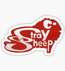 Stray Sheep Sticker