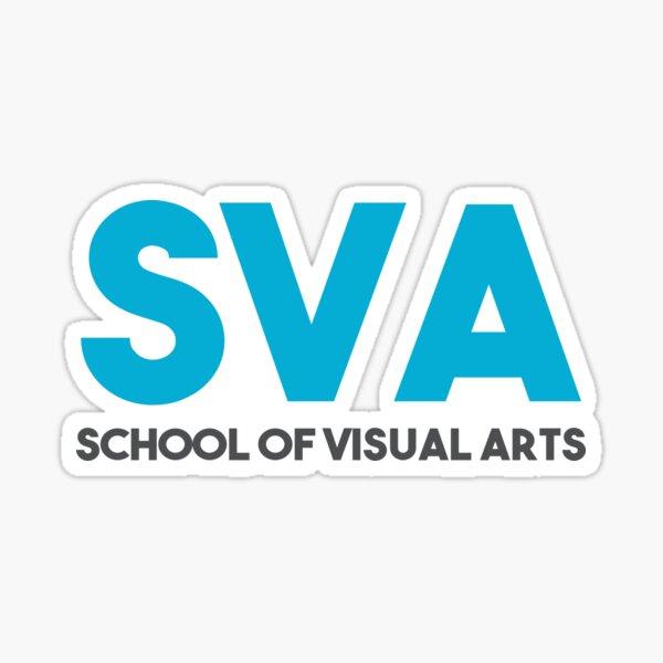 SVA School of Visual Arts  Sticker
