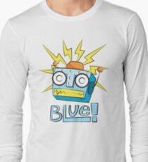 Blue the Robot T-Shirt