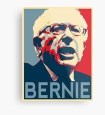 Bernie Sanders Metallbild