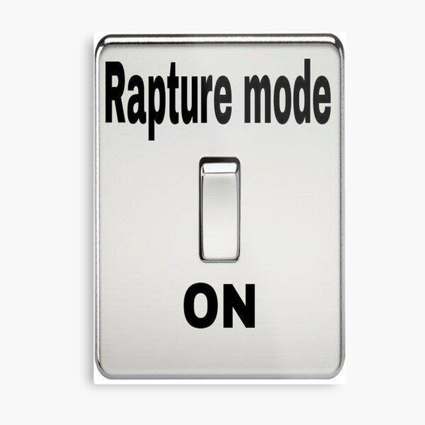 Rapture Metal Print