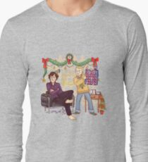 The Mystery of the Advent Chocolates Long Sleeve T-Shirt
