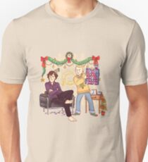 The Mystery of the Advent Chocolates Slim Fit T-Shirt