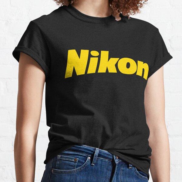 Nikon Kamera Logo Classic T-Shirt