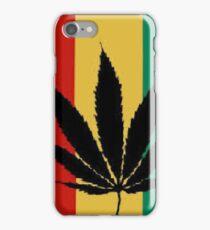 Jamaican spirit iPhone Case/Skin