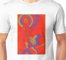 Alien Goddess Unisex T-Shirt