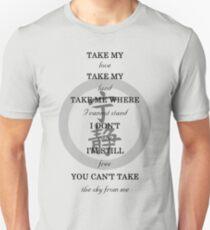 Firefly - Ballad of Serenity Unisex T-Shirt