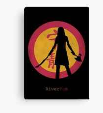 Firefly - River Tam Canvas Print